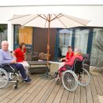 Terrasses et patios